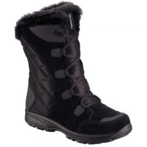 Columbia Women's Ice Maiden Insulated Boots, Black