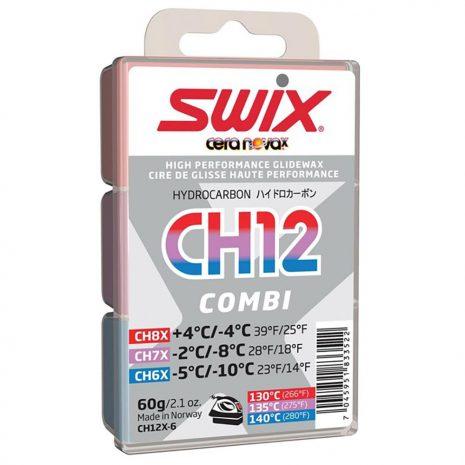 SWIX Hydrocarbon Ski and Snowboard Wax