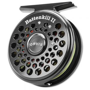 ORVIS Battenkill II Fly Fishing Reel 1
