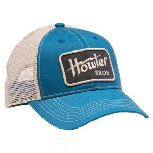 Howler Bros. Howler Electric Trucker Hat, Regatta Blue