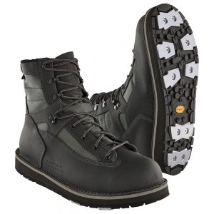 Patagonia Men's Danner Foot Tractor Wading Boots-Aluminum Bar, Forge Gray