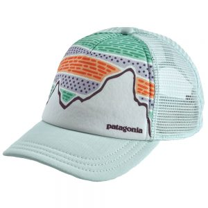 Patagonia Women's Solar Rays '73 Interstate Trucker Hat, Atoll Blue