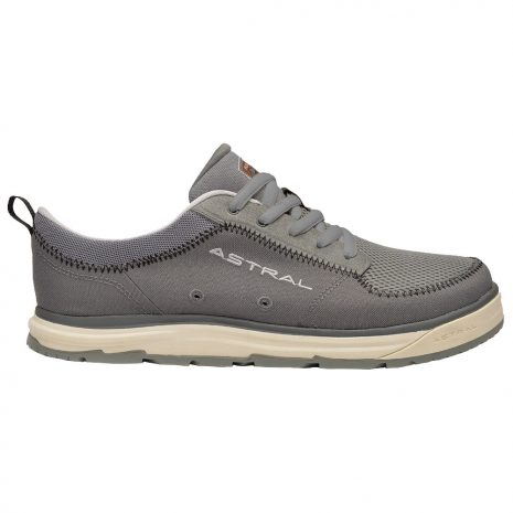 Astral Men's Brewer 2.0 Water Shoes, Storm Gray