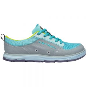 Astral Women's Brewess 2.0 Water Shoes, Turquoise Gray