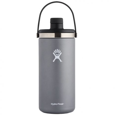 Hydro Flask 128-Ounce Oasis, Graphite