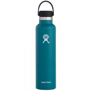 Hydro Flask 24-Ounce Standard-Mouth Insulated Bottle, Jade