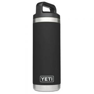 Yeti Rambler 18-Ounce Bottle, Black