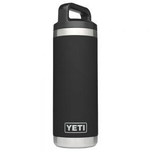 Yeti Rambler 18-Ounce Bottle, Black