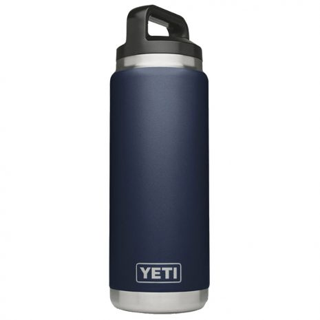 Yeti Rambler 26-Ounce Bottle, Navy