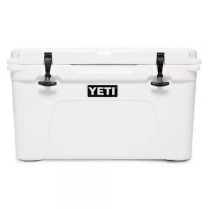 Yeti Tundra 45 Hard Cooler, White