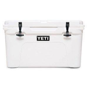 Yeti Tundra 45 Hard Cooler, White