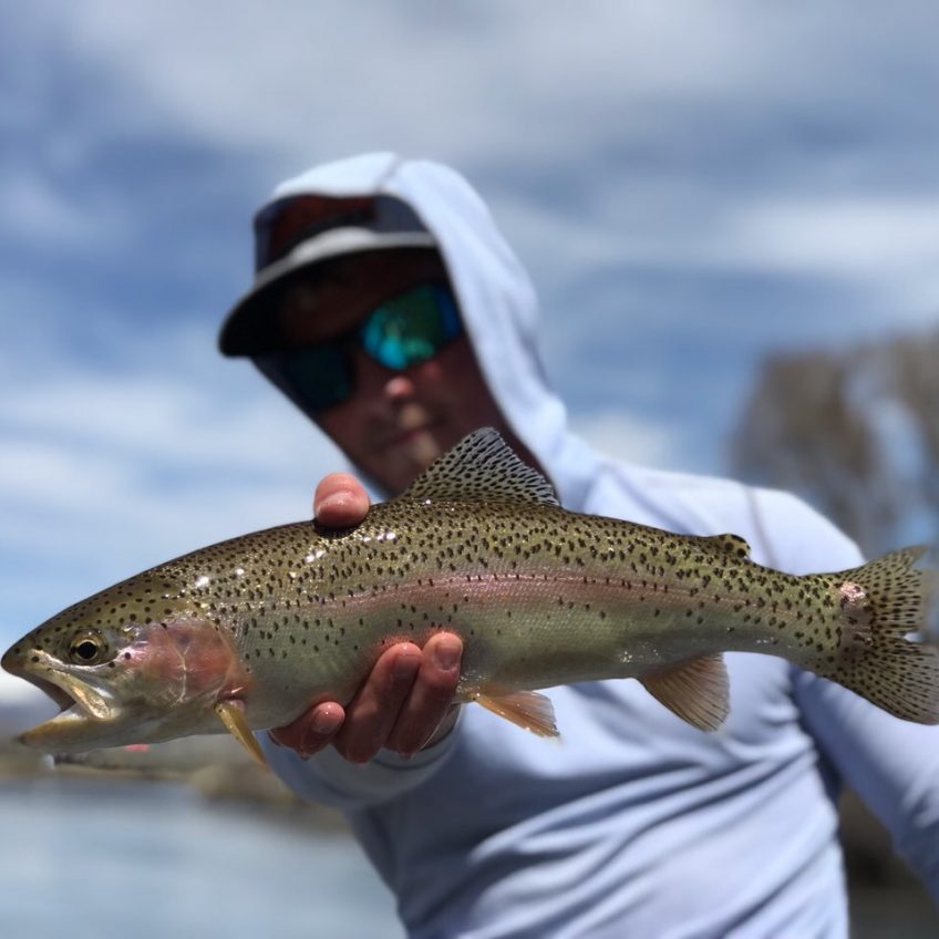 Fishing Report 5/14/18