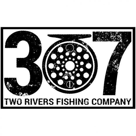 TRFC 307 Reel Sticker