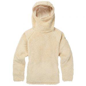 Burton Women's Lynx Fleece Pullover, Creme Brûlée