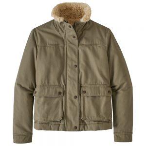 Patagonia Women's Maple Grove Jacket, Sage Khaki