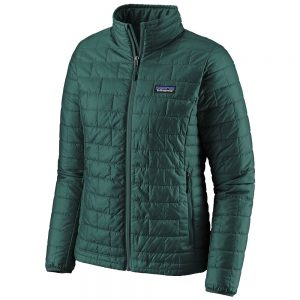 Patagonia Women's Nano Puff Jacket, Piki Green