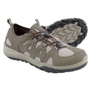 Simms Men's Riprap Wading Shoes, Brown