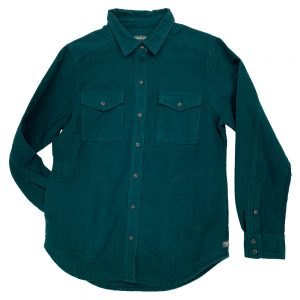 Toad & Co. Women's Morrison Long-Sleeved Shirt, Blue Spruce