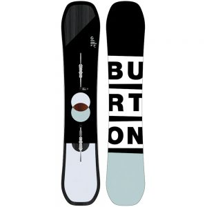 Burton Snowboards Custom Flying V Snowboard, 156