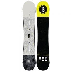 Burton Snowboards Men's Descendant Camber Snowboard, 2020