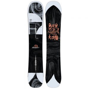 Burton Snowboards Men's Flight Attendant Snowboard, 2020