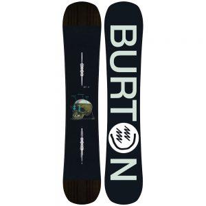 Burton Snowboards Men's Instigator Snowboard, 2020