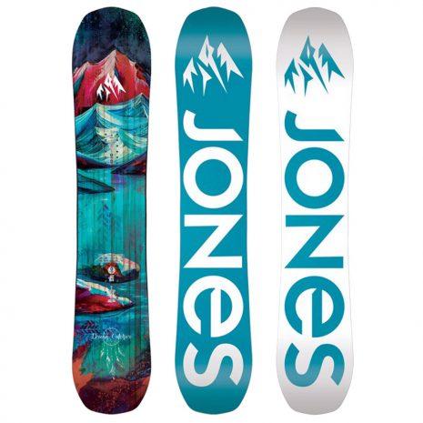 Jones Snowboards Women's Dream Catcher, 2020