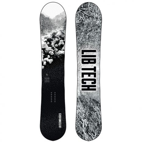 Lib Tech Men's Cold Brew Snowboard, 2020