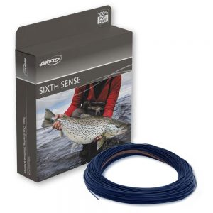 airflo sixth sense fly line blue