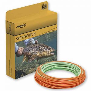 airflo switch streamer fly line