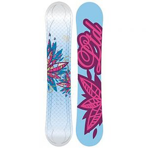 LTD Girls' Betty Snowboard