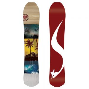 NEVER SUMMER Men's Maverix Snowboard - 2020