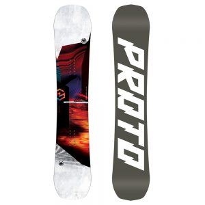 NEVER SUMMER Men's Proto Type Two Snowboard - 2020