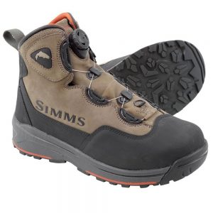 simms headwaters boa boot rubber