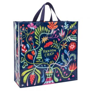 BLUE Q Random Crap Shopper