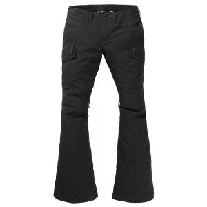 BURTON Women's Gloria Insulated Snow Pants, True Black