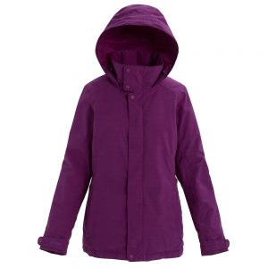 BURTON SNOWBOARDS Women's Jet Set Jacket, Charisma Heather