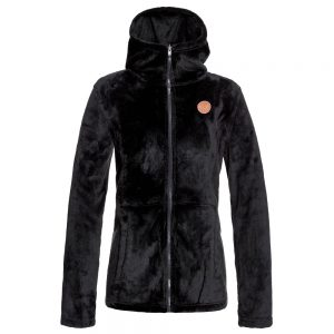 ROXY Women's Jetty 3-in-1 Insulated Jacket Liner, Black