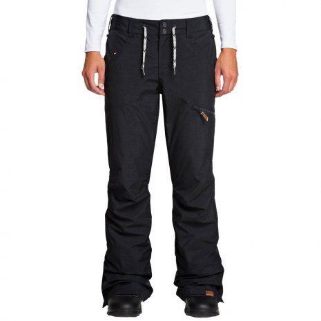 ROXY Women's Nadia Insulated Snow Pants, True Black