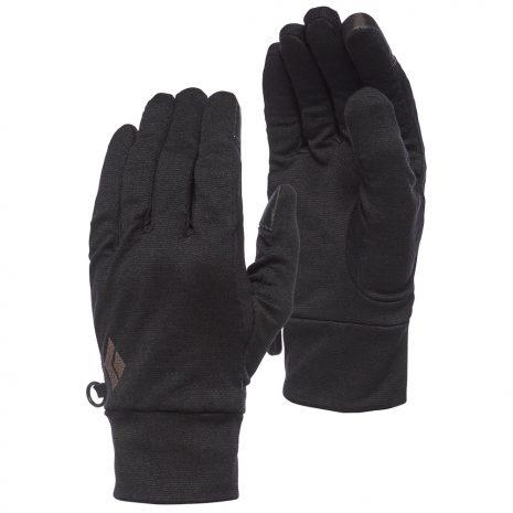 BLACK DIAMOND Lightweight Wooltech Glove, Anthracite