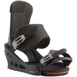 BURTON Men's Custom Snowboard Bindings-2020