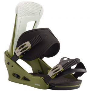 BURTON Men's Freestyle Re:Flex Snowboard Binding-2020