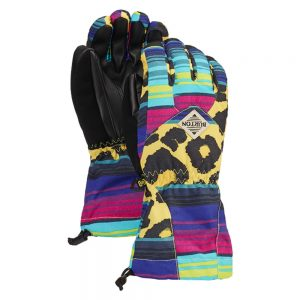 BURTON Kid's Profile Glove, Leopardy