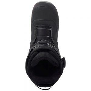 BURTON Men's Ruler Boa Snowboarding Boots – 2020, Black