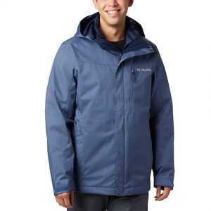 COLUMBIA Men's Whirlbird IV Insulated Interchange Jacket