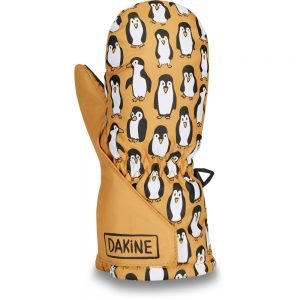 DAKINE Kid's Brat Mitten, Golden Penguin