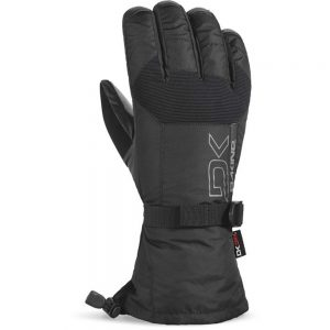 DAKINE Men's Leather Scout Glove, Black