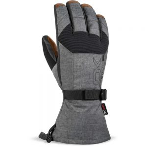 DAKINE Men's Leather Scout Glove, Carbon