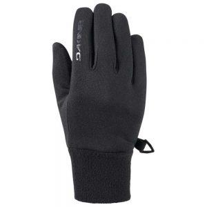 DAKINE Kid's Storm Liner, Black Glove