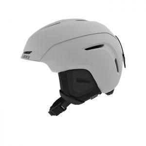 GIRO Men's Neo MIPS Snow Helmet, Matte Light Gray